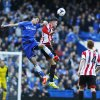 Photo - Chelsea's Nemanja Matic, left, fights for the ball with Sunderland's Connor Wickham, center, during their English Premier League soccer match at the Stamford Bridge ground in London, Saturday, April 19, 2014. (AP Photo/Lefteris Pitarakis)