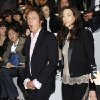 FILE - In this Monday, Oct. 5, 2009 file photo, British musician Paul McCartney, and his companion Nancy Shevell arrive for the presentation of his daughter British fashion designer Stella McCartney\'s Ready to Wear Spring Summer 2010 fashion collection, in Paris. McCartney turned 70 years of age Monday June 18, 2012. (AP Photo/Christophe Ena, File)