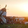 The home of Janee Keiser was destroyed after a tornado went through Carney, Okla. on May 19, 2013. KT King/For the Oklahoman