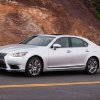 This undated image provided by Lexus shows the 2013 Lexus LS 460. (AP Photo/Lexus)