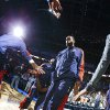 Oklahoma City\'s Kevin Durant is introduced before an NBA basketball game between the Oklahoma City Thunder and the Sacramento Kings at Chesapeake Energy Arena in Oklahoma City, Friday, Dec. 14, 2012. Photo by Bryan Terry, The Oklahoman