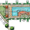 Photo -  A drawing of The Millenium complex in Norman. Drawing provided   PROVIDED
