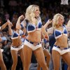 The Thunder Girls perform during the NBA game between the Oklahoma City Thunder and the New York Knicks at Chesapeake Energy Arena in Oklahoma CIty, Saturday, Jan. 14, 2012. Photo by Bryan Terry, The Oklahoman