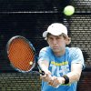 Heritage Hall\'s Luke Howard competes against Metro\'s Mitchel Knight during the 5A boys Oklahoma High School Tennis Tournament at the Oklahoma City Tennis Center in Oklahoma City, OK, Monday, May 14, 2012, By Paul Hellstern, The Oklahoman