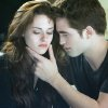 "Photo -   This film image released by Summit Entertainment shows Kristen Stewart, left, and Robert Pattinson in a scene from ""The Twilight Saga: Breaking Dawn Part 2."" (AP Photo/Summit Entertainment, Andrew Cooper)"