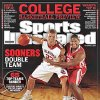 Photo - OU: Sports Illustrated magazine cover featuring University of Oklahoma men's college basketball player Blake Griffin and women's college basketball player Courtney Paris