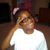 Ja\'Nae Hornsby, 9, was killed in the May 20, 2013, tornado at Plaza Towers Elementary School in Moore, Okla. This is her father\'s favorite photo of his daughter. It was taken in 2012, when Ja\'Nae was 8. The family was clowning around after returning from a shopping trip to Penn Square Mall, where Ja\'Nae got a new pair of shoes. Photo provided by Joshua Hornsby