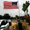 ROUTE 66: Ann Neal places an order at the drive-thru of Waylin\'s the Ku-Ku restaurant in Miami, Okla., on Monday, June 18, 2007. By James Plumlee, The Oklahoman.
