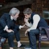 """Photo - This image released by The Weinstein Co. shows Jeff Bridges, left, and Brenton Thwaites in a scene from """"The Giver.""""  AP Photo   -  AP"""
