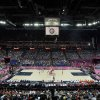 The United States and Spain tip-off for the start of the men\'s gold medal basketball game at the 2012 Summer Olympics, Sunday, Aug. 12, 2012, in London. (AP Photo/Matt Slocum)