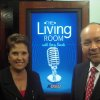 Photo -  Host Gerry Bonds and Gov. Bill Anoatubby of the Chickasaw Nation -  Provided Photo