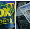 Photo -   FILE- This combination of Associated Press file photos show a Fox Sports logo, left, and a person holding a copy of a Wall Street Journal, right. Rupert Murdoch's News Corp. said Thursday, June 28, 2012, that it plans to split into two separate companies, one holding its newspaper business and the other its entertainment operations. (AP Photo/Ross D. Franklin, Matt Dunham, File)