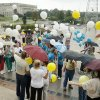 Balloons are released at the state Capitol in Oklahoma City, OK, Saturday, Sept. 13, 2008, after participants completed the Walk of Hope to increase awareness of women\'s reproductive system cancers. BY PAUL HELLSTERN, THE OKLAHOMAN