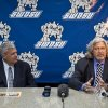 Photo - Rex Ryan, left, and Rob Ryan. PHOTO PROVIDED