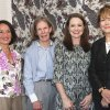 Terri Cooper, Nancy Anthony, Teresa Rose, Anne Johnstone.