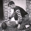 OU\'s 1925 uniform. Worn by quarterback Dale Arbuckle. OKLAHOMAN ARCHIVE PHOTO