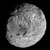 Photo -   This undated image released by NASA and taken by the NASA Dawn spacecraft shows the south pole of the giant asteroid Vesta. After spending a year examining Vesta, Dawn was poised to depart and head to another asteroid Ceres, where it will arrive in 2015. (AP Photo/NASA)