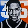 Kevin Durant's fearlessness in taking last-second shots is known throughout the league. In a poll of general managers, 46.7 percent said they would want Durant taking the last shot with a game on the line.Art by Ray Tennyson/photo by chris landsberger