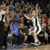 Thunder-Spurs: NBA rules officials missed five calls on final possession of Game 2