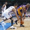 Oklahoma City\'s Thabo Sefolosha guards Los Angeles\' Kobe Bryant during Game 2 in the second round of the NBA playoffs between the Oklahoma City Thunder and the L.A. Lakers at Chesapeake Energy Arena on Wednesday, May 16, 2012, in Oklahoma City, Oklahoma. Photo by Chris Landsberger, The Oklahoman