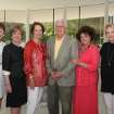 Annie Bohanon, Carol Troy, Marilyn Meade, Russ Walker, Sue Ann Hyde, Bev Smith. Photo by David Faytinger