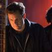 "Joshua Jackson and Jasika Nicole in ""Fringe"" - Fox Photo"