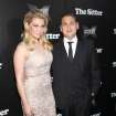 Actors Jonah Hill, right, and Ari Graynor pose at the premiere of their film,