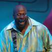 Wayman Tisdale at the Earth,Wind and Fire