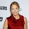 FILE - This Feb. 6, 2013 file photo released by Starpix shows TV personality Katie Couric at the premiere of