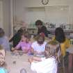 Florene Welcher's Art After School class Fun With Clay learns to make functional ceramic pieces at the Firehouse Art Center. 405-329-4523 http://www.normanfirehouse.com  Community Photo By:  Lana Leigh Wilkens  Submitted By:  Danette, Norman