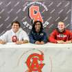 CA Titans Sign Scholarship Letters