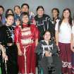 2008 Native American Youth Language Fair  9th-12th Large Group Spoken Language with Music/Dance  3rd Place: Norman High School Native American Club  Back row: Lancer Ringlero, Kyona McGirt, Wolfie Leitka, Jeremiah Billy, Jacob Tsotigh, Tia Bits  Front RowCaitlin Baker, Clarissa Ringlero, Jenna Tsotigh, Sunjay Smith,  Hilary , Kimberly Little Axe  Community Photo By:  Krysten Marshall  Submitted By:  Linda, Norman