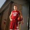 Taylor Griffin at University of Oklahoma (OU) men's college basketball media day in Norman, Okla. on October 28, 2008.  By Steve Sisney, The Oklahoman  ORG XMIT: KOD