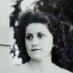 A black and white photo of Olga taken when she was a teen-aged girl. This is the photo her new husband says reminds him of the way she looked when they secretly courted in Puerto Rico in the 1930s.  Miguelito and Olga Miranda married five months ago and are beginning a life together as husband and wife after a nearly 70 year separation.  Miguelito and Olga were neighbors in Puerto Rico and childhood sweethearts, described by both as the other's