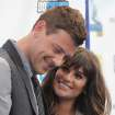 FILE - This Aug. 19, 2012 file photo shows Cory Monteith, left, and Lea Michele at the 2012 Do Something awards in Santa Monica, Calif.  Monteith, who shot to fame in the hit TV series