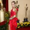 Actress and model Heidi Klum arrives for the 81st Academy Awards Sunday, Feb. 22, 2009, in the Hollywood section of Los Angeles. (AP Photo/Matt Sayles) ORG XMIT: CAES118