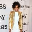 Gladys Knight arrives at the 68th annual Tony Awards at Radio City Music Hall on Sunday, June 8, 2014, in New York. (Photo by Charles Sykes/Invision/AP)