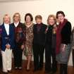 Louise Green, Jane Godlove, Virginia Henry, Becky Buchanan, Susan Stanton, Barbara Walker, Sandy Trudgeon, Connie Ziese were at the Oklahoma City Golf & Country Club. (Photo by David Faytinger).