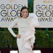 Paula Patton arrives at the 71st annual Golden Globe Awards at the Beverly Hilton Hotel on Sunday, Jan. 12, 2014, in Beverly Hills, Calif. (Photo by John Shearer/Invision/AP)