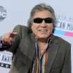 Jose Feliciano arrives at the 40th Anniversary American Music Awards on Sunday, Nov. 18, 2012, in Los Angeles. (Photo by Jordan Strauss/Invision/AP)