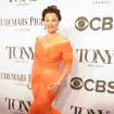 Fran Drescher arrives at the 68th annual Tony Awards at Radio City Music Hall on Sunday, June 8, 2014, in New York. (Photo by Charles Sykes/Invision/AP)