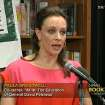 In the frame grab from C-SPAN Book TV video taken Feb. 6, 2012, author Paula Broadwell speaks to an audience about the book she co-authored,