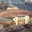 This undated photo released by the University of Tennessee shows Neyland Stadium in Knoxville, Tenn. The Volunteers have won 80 percent of their games played in Neyland Stadium, but in recent years the mystique has worn off. Tennessee is 0-6 against Top 10 teams at home since 2000, and the No. 23 Vols say they are ready to reclaim their home-field advantage when they host ninth-ranked California in their opener Saturday, Sept. 2, 2006. (AP Photo/University of Tennessee) ** NO SALES** ORG XMIT: TNKV101