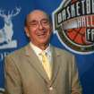 Friday, April 7, 2008 -- San Antonio, TX -- Dick Vitale at the press conference to announce the Naismith Memorial Basketball Hall of Fame Class of 2008. ORG XMIT: 0902192149020393