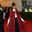"Janelle Monae attends The Metropolitan Museum of Art's Costume Institute benefit gala celebrating ""Charles James: Beyond Fashion"" on Monday, May 5, 2014, in New York. (Photo by Evan Agostini/Invision/AP)"