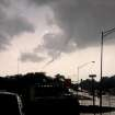 Yukon tornado Monday May 10, 2010. Photo by Cia Cypert, NewsOK Contributor.