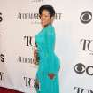 Fantasia Barrino arrives at the 68th annual Tony Awards at Radio City Music Hall on Sunday, June 8, 2014, in New York. (Photo by Charles Sykes/Invision/AP)