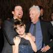 Actors Channing Tatum, left, Joey King and James Woods attend the