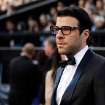 Zachary Quinto arrives before the 84th Academy Awards on Sunday, Feb. 26, 2012, in the Hollywood section of Los Angeles. (AP Photo/Matt Sayles) ORG XMIT: OSC388