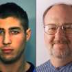 FILE - In this combination of undated file photos is Ryan Ferguson, left, and Kent Heitholt, right. The Missouri attorney general said Tuesday, Nov. 12, 2013 that he won't seek to retry Ferguson whose murder conviction and 40-year prison sentence in the slaying of Heithold, a newspaper sports editor, were recently overturned. The decision means that Ryan Ferguson could be released from prison soon. (AP Photo/File)